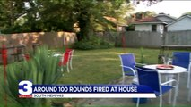Nearly 100 Bullets Found After Someone Opens Fire on Memphis Home