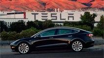 Tesla Improves On Model 3 Output