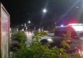 Ambulances Rush to Pier After Tourist Boat Capsizes in Phuket, Thailand