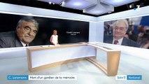 """Mort de Claude Lanzmann, réalisateur de """"Shoah"""""""