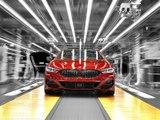 La nouvelle BMW Série 8 entre en production