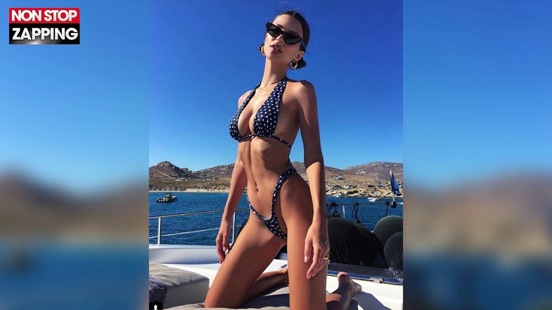 Zap sexy :  Kate Upton topless, Emily Ratajkowski en bikini, Kourtney Kardashian sexy... (vidéo)
