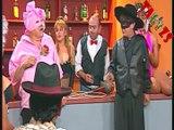 Risas y Salsa HD Con Zorro Chuiman El Gordo Casaretto Y Amparo Brambilla En La Cantina