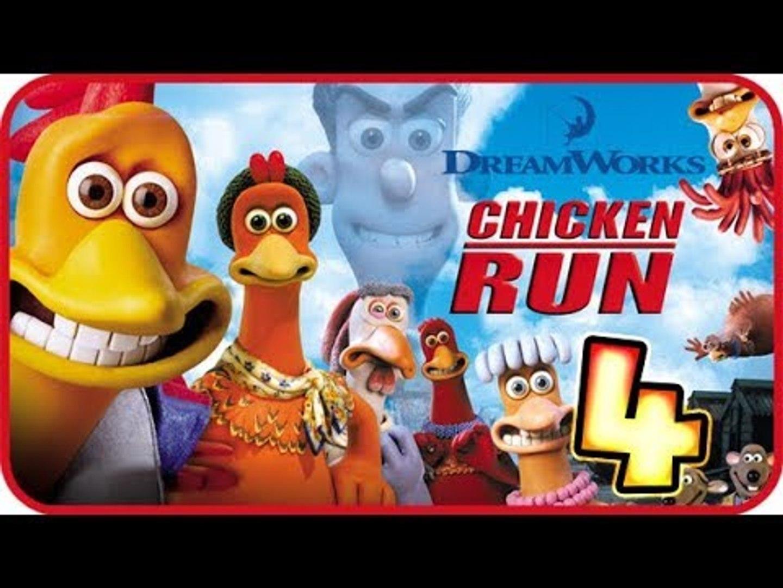 Chicken Run Walkthrough Part 4 Ps1 Pc Dreamcast Act 3 1