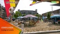L'Avenir - Destination communes : les plages en ville