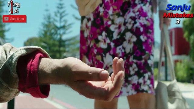 """(21 Mistakes) In SANJU - Plenty Mistakes In """"SANJU"""" Full Hindi Movie - Ranbir Kapoor"""