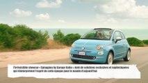 """Fiat 500 """"Spiaggina '58"""" - un hommage spécial rendu à la Fiat 500 à l'occasion d'un double anniversaire"""