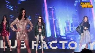 Club Factory TVC Launch  Miss World Manushi Chillar