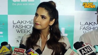 Zareen Khan's SAD Reaction On Sonali Bendre's High Grade Cancer