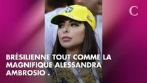 PHOTOS. Coupe du Monde 2018 : Izabel Goulart, Alessandra Ambrosio, Adriana Lima... découvrez les supportrices sexy du Brésil !
