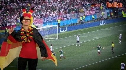 WM-HIT 2018 Das Ende seh'n (Die FRIEDliebenden feat. Marie Paradis)