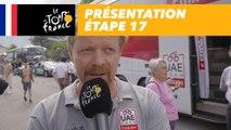 Présentation - Étape 17 - Tour de France 2018