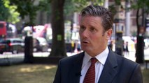 Keir Starmer: This meeting should've happened two years ago!
