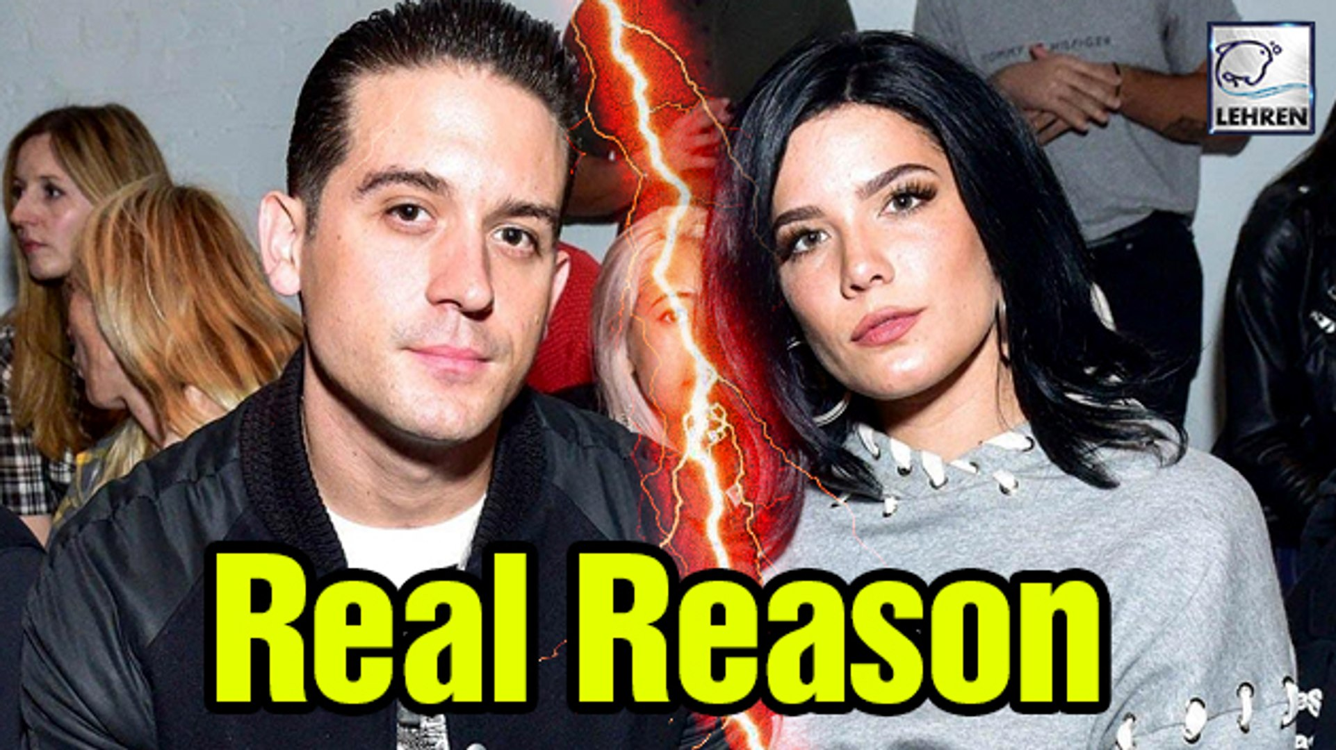 The Real Reason Behind Halsey & G-Eazy Split Revealed!