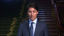 Canadian PM Trudeau Addresses Groping Allegation