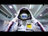BMW DTM Testdrives in Valencia - Preparations