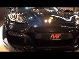 Porsche Boxster and Porsche Panamera TURBO GRAND GT TECHART