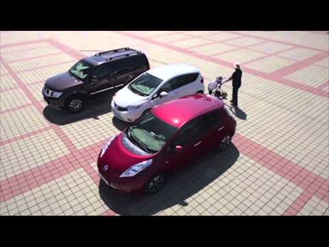 NEW Nissan NOTE JOB ONE –  driving safety | AutoMotoTV
