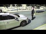 Volvo Pedestrian Detection & Volvo City Safety | AutoMotoTV