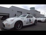 Nissan Nismo Race Camp, Silverstone, UK | AutoMotoTV