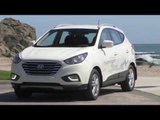 Hyundai Tucson Fuel Cell Exterior Review | AutoMotoTV