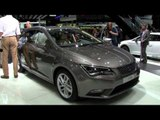 SEAT to boost sales with new Leon ST | AutoMotoTV