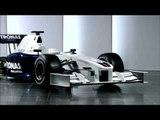 BMW Sauber F1 Team Car Launch 2009 - Details of the BMW Sauber F1.09