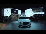 The full Bentley press conference at the 2013 IAA Frankfurt Motor Show | AutoMotoTV