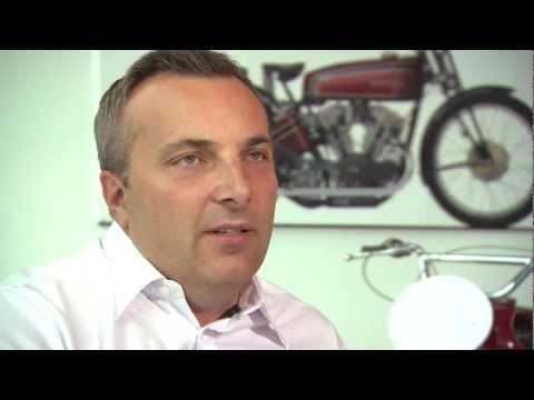 Husqvarna Motorcycles. Klaus Allisat – CEO