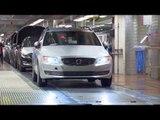 2014 Manufacturing of Volvo V60, Volvo S80, Volvo V70, Volvo XC70 and Volvo XC90 | AutoMotoTV