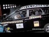 Kia Carens Crash Test 2013 | AutoMotoTV
