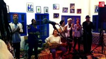 "Festival Gnaoua et Musiques du monde d'Essaouira : Asmâa Hamzaoui inteprète ""Moulay Brahim"""