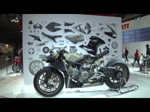 Ducati Live EICMA 2013 – Ducati 1199 Superaleggera | AutoMotoTV