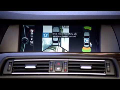 BMW ConnectedDrive – Park Assist | BMW ConnectedDrive