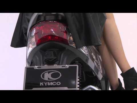 Kymco Stand live at EICMA 2013 | AutoMotoTV