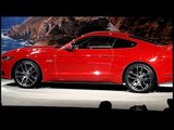 Ford Mustang Reveal - Mark Fields | AutoMotoTV