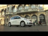 CNG-powered SEAT vehicle hand-over to Port of Barcelona to promote technology | AutoMotoTV