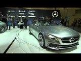 Mercedes-Benz at CES Las Vegas 2014 - Las Vegas Convention Center | AutoMotoTV
