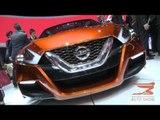 Nissan reveals Sports Sedan Concept and IDx Freeflow and IDx NISMO concept cars | AutoMotoTV