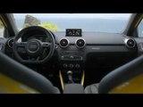 Audi S1 Sportback Interior Design | AutoMotoTV