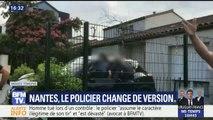 """Nantes : le policier """"assume le caractère illégitime de son tir"""" et est """"dévasté"""""""
