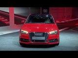 Audi presents the Audi A3 e-tron at Geneva Auto Show 2014 | AutoMotoTV