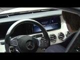 Mercedes-Benz S-class Coupe at Geneva Auto Show 2014 | AutoMotoTV