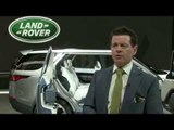 Gerry McGovern, Design Director and Chief Creative officer, Land Rover | AutoMotoTV