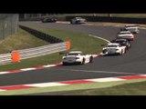 Zanardi Race Documentation Blancpain Sprint Series Brands Hatch 2014 - Race | AutoMotoTV