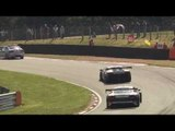 Zanardi Race Blancpain Sprint Series Brands Hatch 2014 - Qualifying Race | AutoMotoTV