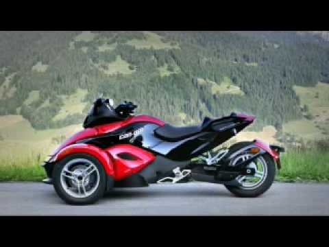 BRP CAN-AM Spyder Roadster (by UPTV)