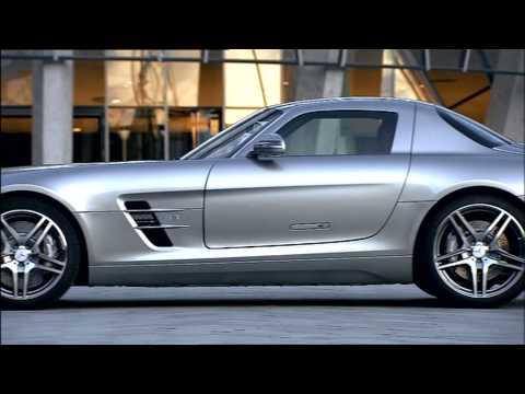 Mercedes-Benz Mercedes SLS AMG Trailer