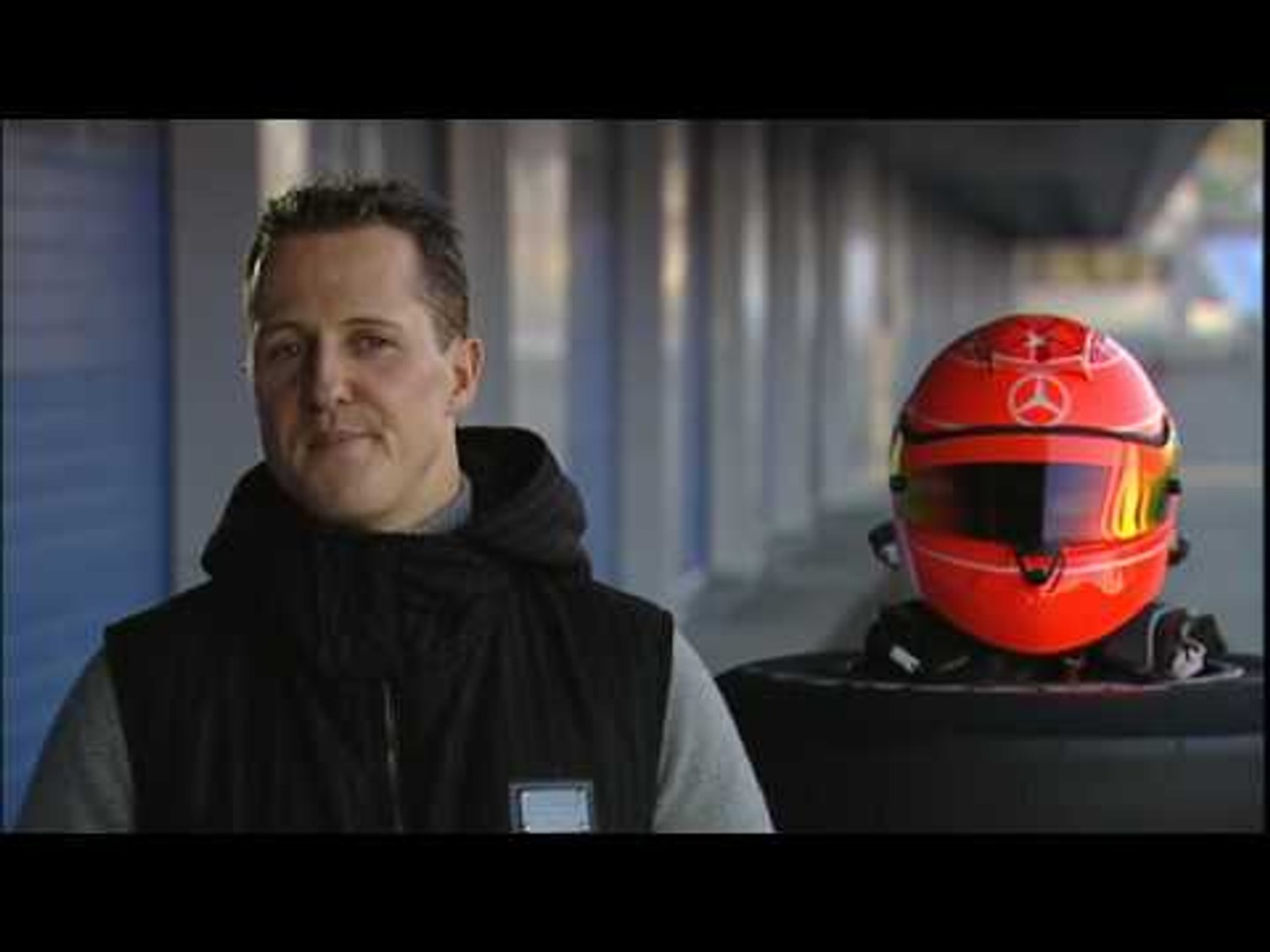 Michael Schumacher's Third Test Jerez