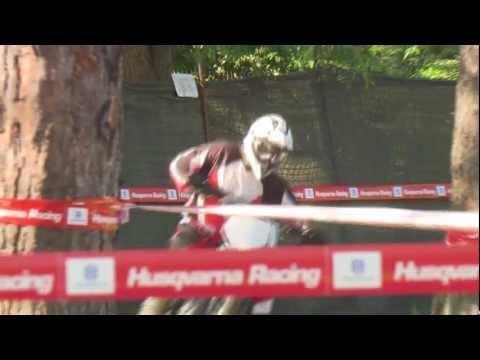 Husqvarna TXC310R. Riding scenes